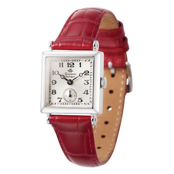 8a2c2db962 創業当時、ローズウッドを使用した時計作りを行っており、ロゼモンというブランド名は、ROSE MONTRE (薔薇の時計)という言葉に由来しています。